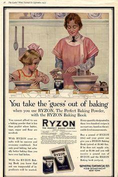 Ryzon Baking Powder