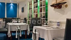 Restaurante: St. James Juan Bravo http://www.eltenedor.es/restaurante/st-james-juan-bravo/1026