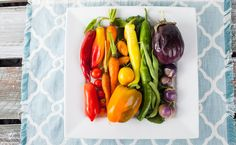 How Your Brain Uses Color to Decide What to Eat