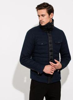 Men's Plaid Zip Up Jacket | Hull Zip Up