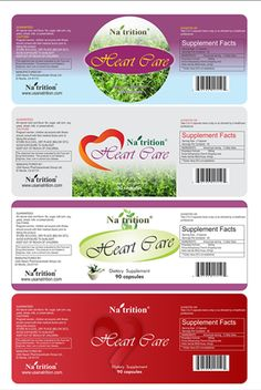 Label Design (Design #3053231) submitted to herbal supplement label (Closed)
