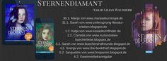 [Blogtour | Gewinnspiel] Blogtour Sternendiamant Tag 2 ~ Vorstellung Band Eins: Die Legenden des Juwelenskönigs