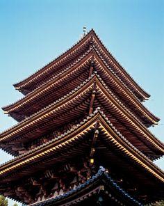 Daigoji Temple in eastern Kyoto is a UNESCO World heritage site.