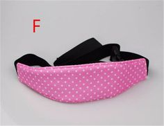 Infants And Baby Head Support Pram Stroller Safety Seat Fastening Belt Adjustable Playpens Sleep Positioner