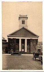 Staten Island Churches - Old Staten Island Dutch Reform Church, Port Richmond