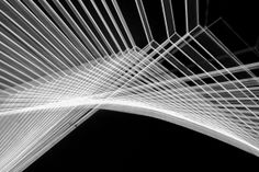 #abstract #lines# #light wires @Saatchi Gallery exhibition