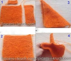 Tutoriel tricoter un chat en laine