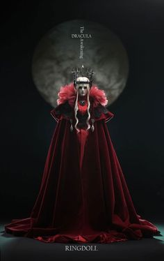 Ringdoll limited edition Dracula 1 by Ringdoll on DeviantArt