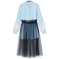 重ねて透かす新ドレスの着こなしはいかが