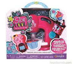 Love this easy sew machine