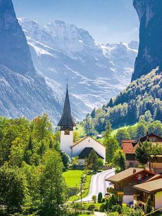 Beautiful scenery, beautiful landscapes, most beautiful, wonderful places, beau Beautiful Places To Visit, Wonderful Places, Beautiful World, Places Around The World, Around The Worlds, Places To Travel, Places To Go, Switzerland Vacation, Switzerland Destinations