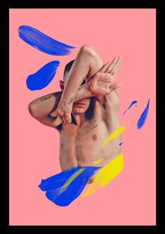 A simple stroke – sculptural forms, packed with color, in a hue to make your eyes pop. This is the kind of fashion illustration we like. Tomas Markevicius is a graphic / motion designer based in Lithuania.