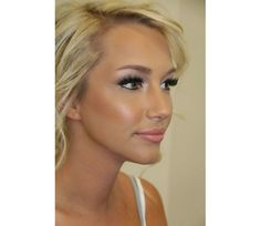 Wedding day makeup (= by Miranda East on Luuux