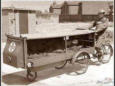 Hasta Taşıma Aracı / Bikebulance