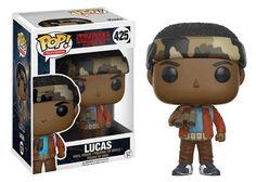 Funko POP TV: Stranger Things - Lucas
