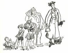 María Shepard (25 diciembre 1909-4 septiembre 2000) fue un ilustrador Inglés. Ella es mejor conocida por los libros infantiles escritos por Mary Poppins de PL Travers (1934-1988). Ella era la hija de EH Shepard. Ella tenía 23 años cuando su padre estaba demasiado ocupado para ilustrar Mary Poppins y PL Travers descubrieron su trabajo en una tarjeta de Navidad.