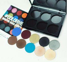 Resenha das sombras Color Me da Contém 1g    por Bruna Tavares | Pausa para feminices       - http://modatrade.com.br/resenha-das-sombras-color-me-da-cont-m-1g