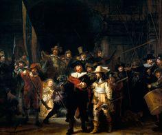 De compagnie van Frans Banning Cocq en Willem van Ruytenburch, b
