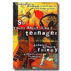 So You're About to be a Teenager.  Looks really good.  Can look inside the book on Amazon.com, but I couldn't pin the image from there.
