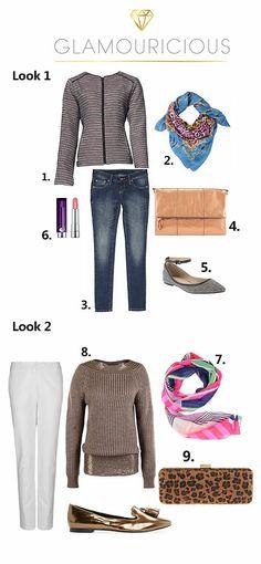 Outfits com lenços de seda! #Goodfashion #Blogs #Glamouricious