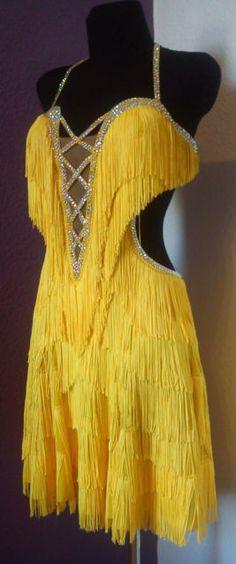 Lovely Latin Dress Size 6   eBay
