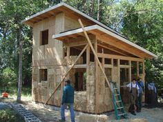 Photo Gallery-Straw Bale Workshops | StrawBale.com
