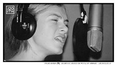 Photo 306 of 365  Taylor Hanson 1996 - Recording Vocals for Middle Of Nowhere - Los Angeles CA.    Today is Taylor's 30th Birthday!! Share your birhtday wishes for him right here!     #Hanson #Hanson20th