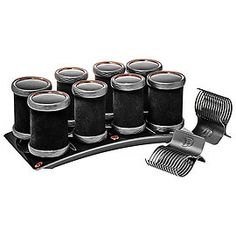 Volumizing Hot Rollers Luxe 12-Piece Set - T3 | Sephora - Limited Edition