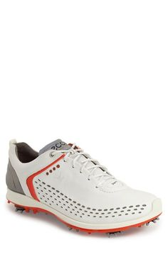 ECCO 'Biom' Hydromax Waterproof Golf Shoe (Men) available at #Nordstrom