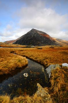 Pen Yr Ole Wen, Snowdonia National Park, North Wales