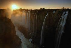 Safari Australe Ovest: il viaggio in Africa comincia dalle Cascate Vittoria