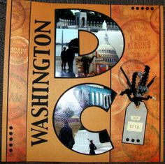 Washington DC title page
