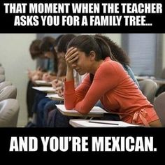 26 Jokes Only Mexicans Will Understand (with seven aunts/uncles per side, it's really crowded)