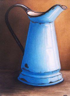 Katie Grobler – Blue Jug