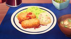Osamu's breakfast, World Trigger, Episode 48.