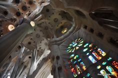Sagrada Familia in Barcelona.