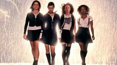 The best movie about witches-The Craft