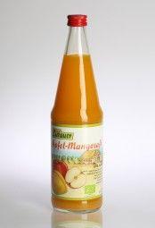 Lütauer Apfel Mangosaft (Bio)