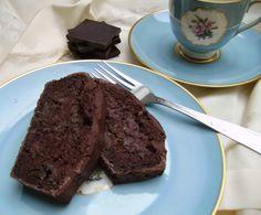 Mia's Glutenfreie Gaumenfreuden: Glutenfreier Schokoladenkuchen