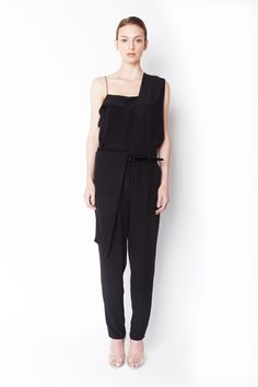 3.1 phillip lim collapsible panel jumpsuit. Panels for versatility, basically amazing.