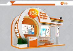 Exhibition Stall, Exhibition Stand Design, Web Banner Design, Creative, Design Inspiration, House Design, Behance, Stalls, Guerrilla