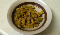 Odisha Mo Odisha: Sajana Chhuin Besara - Drumsticks in mustard sauce