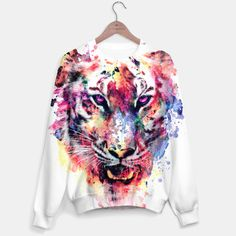 Eye Of The Tiger Sweater