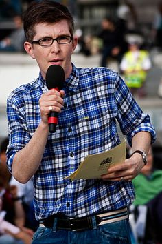 It Takes A Choir choirmaster Gareth Malone - Photo by Garry Knight