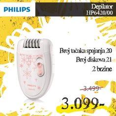 Depilator HP6420 00 PHILIPS