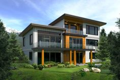 Modern Home Exterior | Innovationbuilding.com