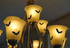 LÁMPARAS TERRORÍFICAS!!! Lámparas para Halloween http://bilbolamp.blogspot.com.es/2013/10/lamparas-terrorificas.html