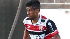 Surpreso com ação na Justiça, Fla 'fecha a porta' para Léo Moura (Marlon Costa/Pernambuco Press)