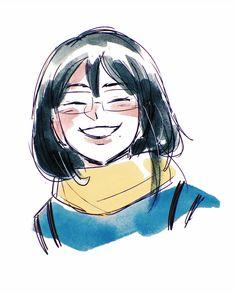 Haikyuu Manga, Haikyuu Fanart, Shimizu Kiyoko, Volleyball Anime, Haikyuu Wallpaper, Little Owl, Fan Art, Karasuno, Cute Art