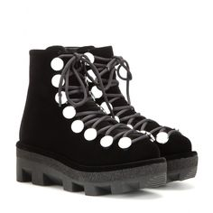 Alexander Wang - Sam velvet boots - mytheresa.com